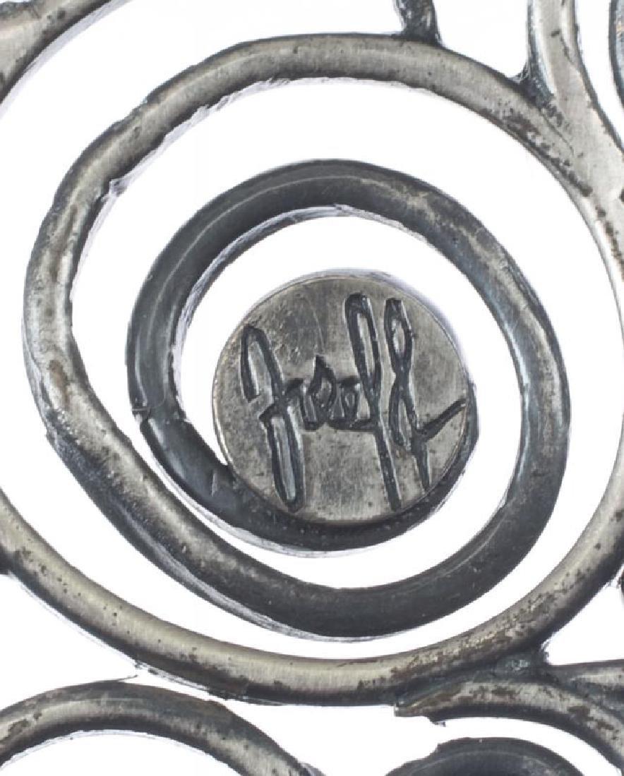 KATHARINE HEPBURN WORN COSTUME ORNAMENT - 2
