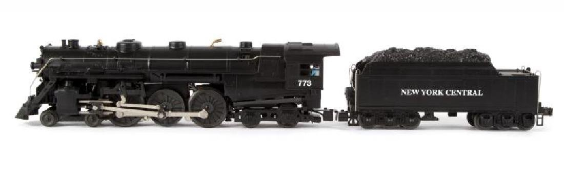 "LIONEL 6-18058 CENTURY CLUB ""773"" HUDSON LOCOMOTIVE"