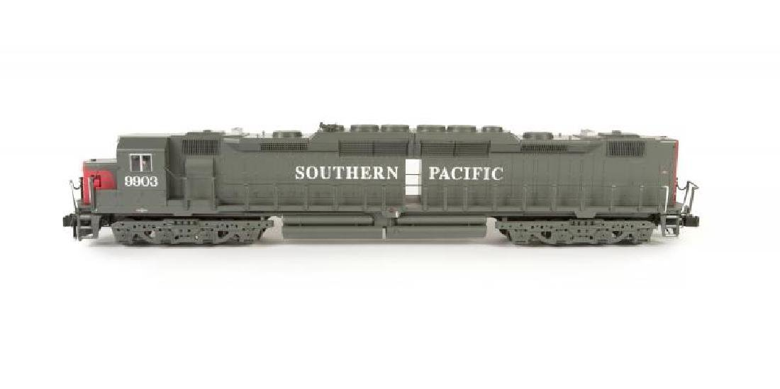 LIONEL 6-38496 SOUTHERN PACIFIC DD-35 LOCOMOTIVE
