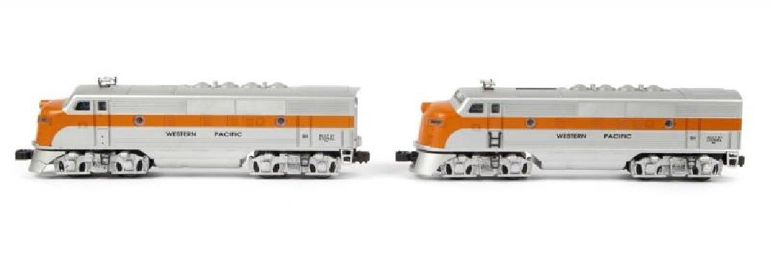 LIONEL 6-18191 WESTERN PACIFIC F-3 A-A DIESEL