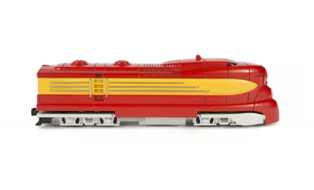 LIONEL 6-18859 PHANTOM II LOCOMOTIVE