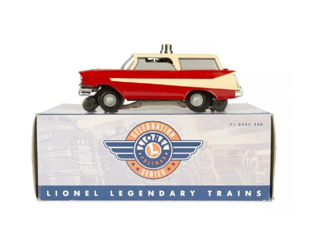 LIONEL 6-18447 EXECUTIVE INSPECTION CAR