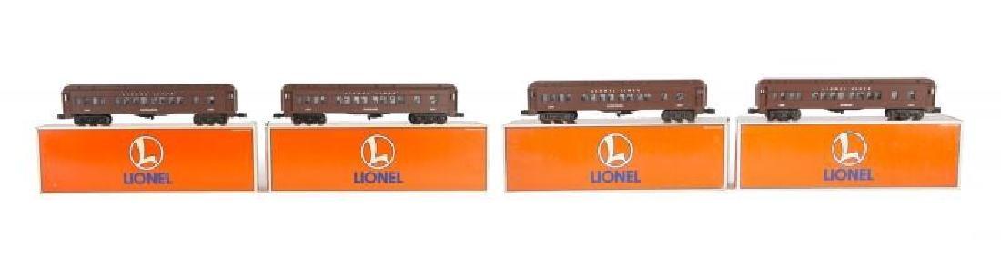 LIONEL 6-19097, 6-19098, 29090, 29139 LIONEL LINES