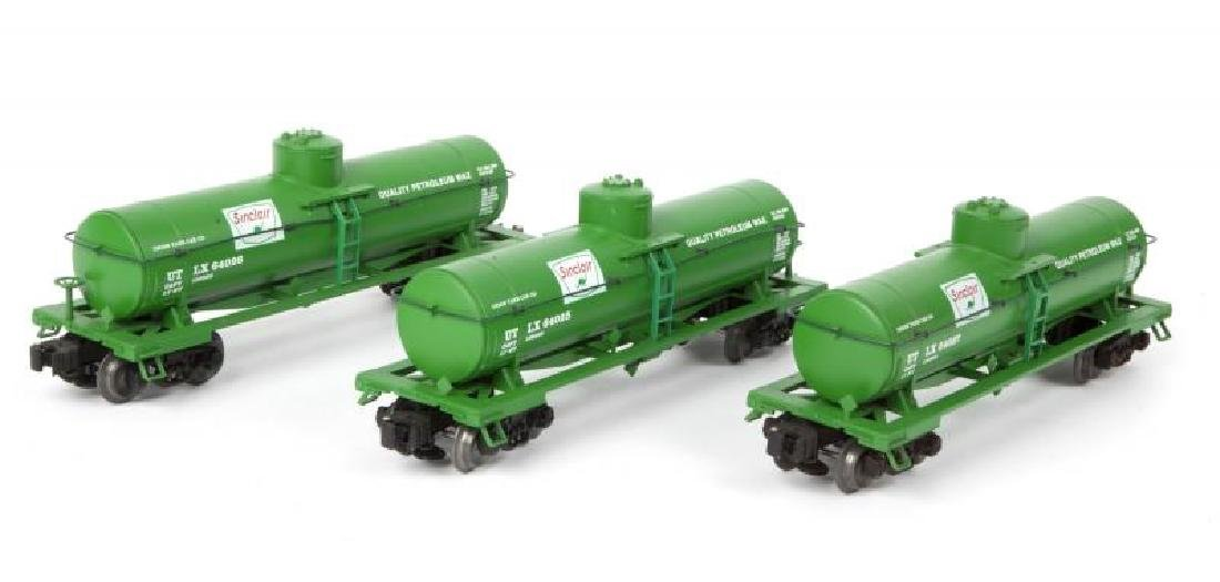 LIONEL 6-26977 SINCLAIR DIE-CAST SINGLE DOME TANK CAR