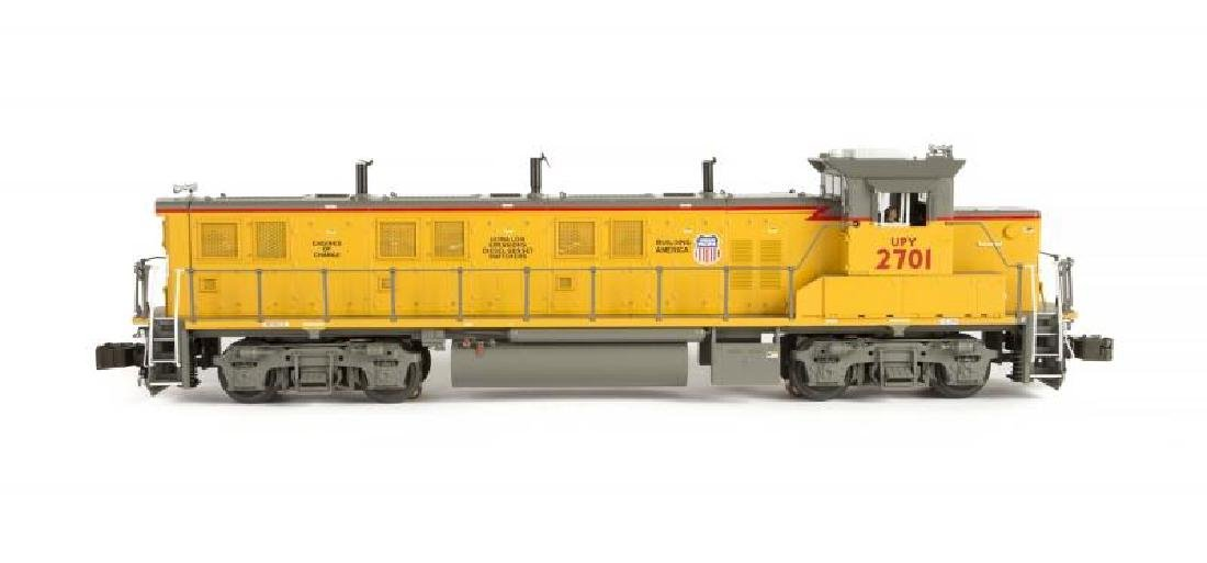 LIONEL VISION LINE 6-28314 UNION PACIFIC 3GS21B GENSET