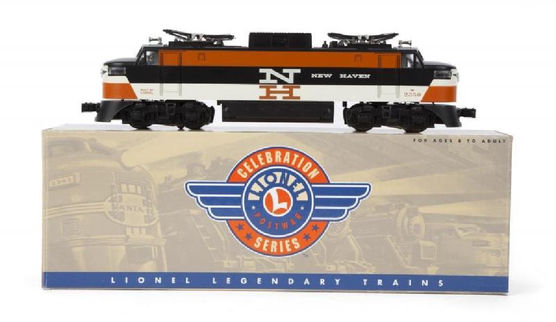 LIONEL 6-18319 NEW HAVEN EP-5 ELECTRIC LOCOMOTIVE