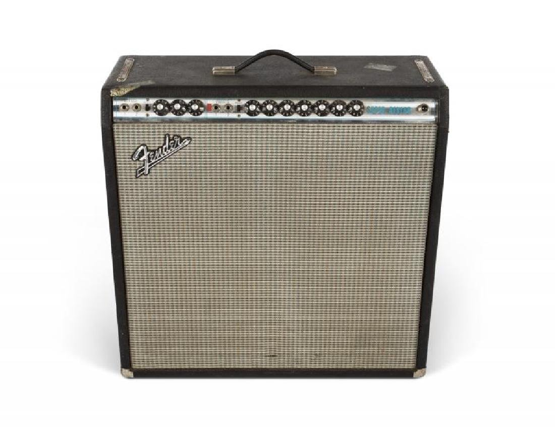 NEIL YOUNG FENDER AMPLIFIER AND CASE