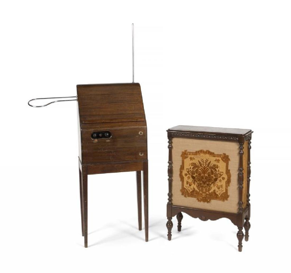 NEIL YOUNG THEREMIN AND SPEAKER CABINET