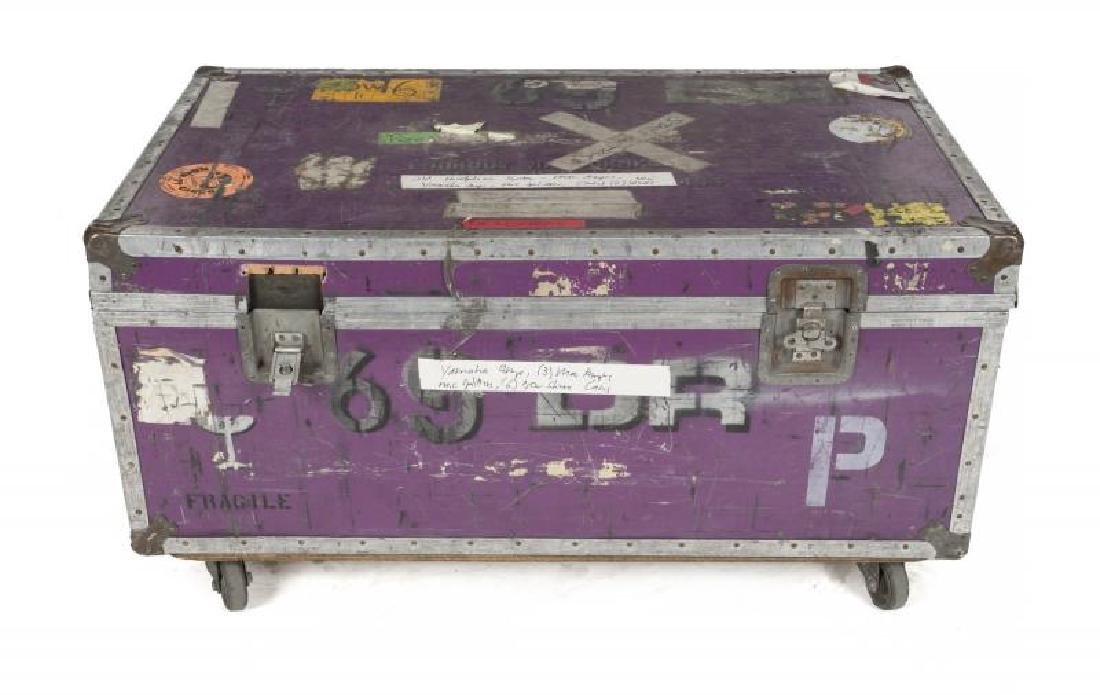 NEIL YOUNG ROAD CASE