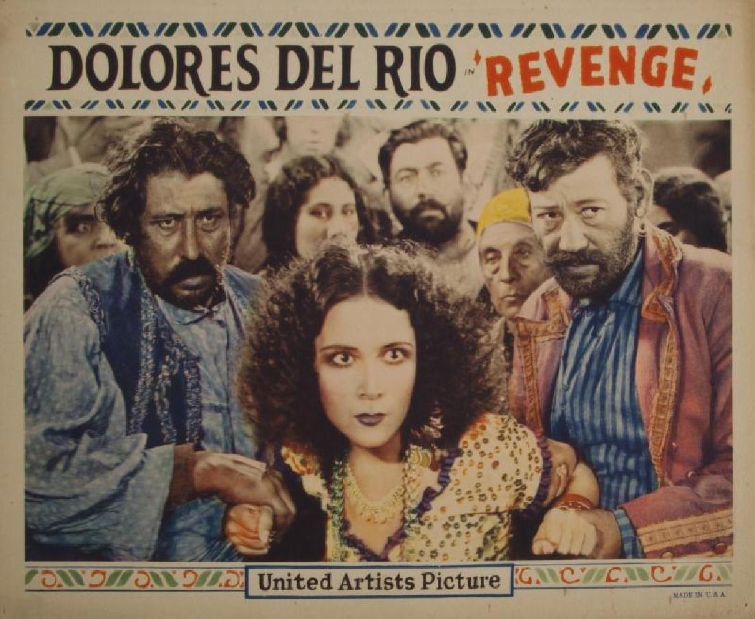 DOLORES DEL RIO LOBBY CARDS