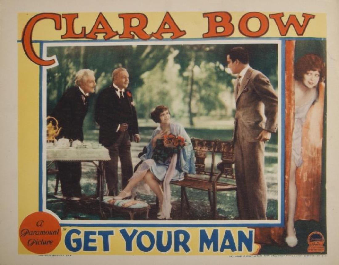 CLARA BOW LOBBY CARDS