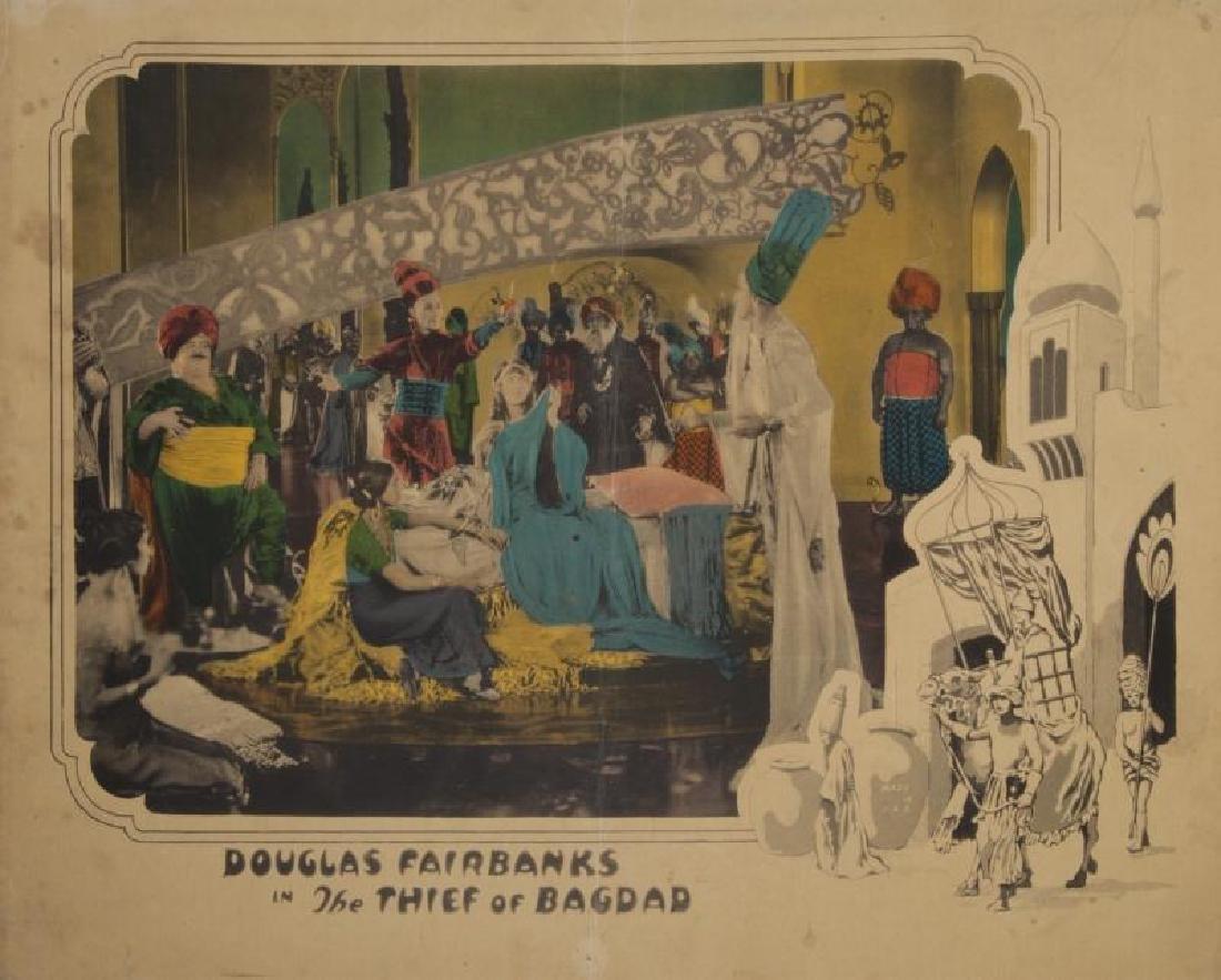 DOUGLAS FAIRBANKS LOBBY CARDS
