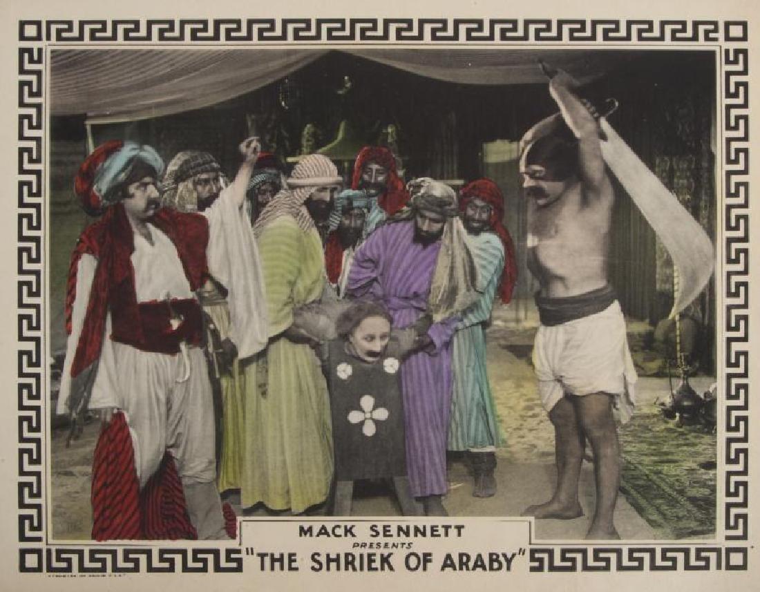 MACK SENNETT LOBBY CARDS
