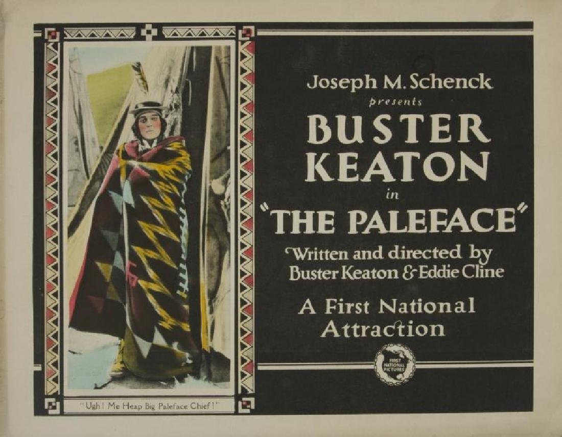 PALEFACE LOBBY CARDS