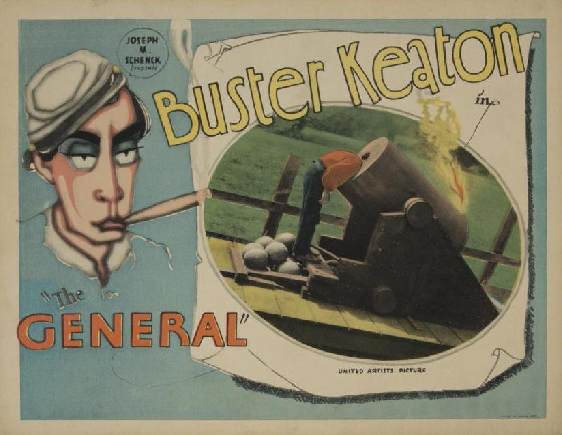 THE GENERAL LOBBY CARDS