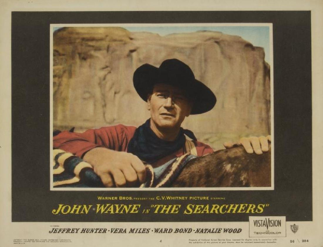 SEARCHERS LOBBY CARDS