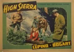 HUMPHREY BOGART LOBBY CARDS