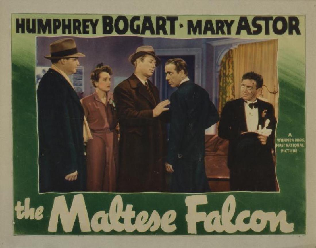 MALTESE FALCON LOBBY CARDS