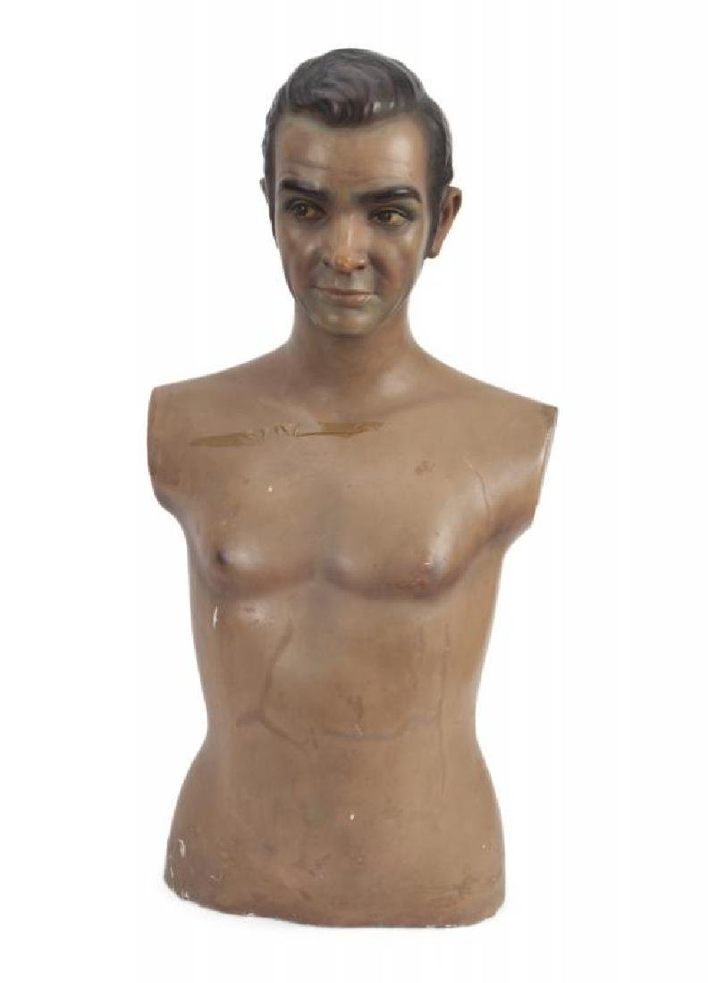 JAMES BOND SEAN CONNERY BUST
