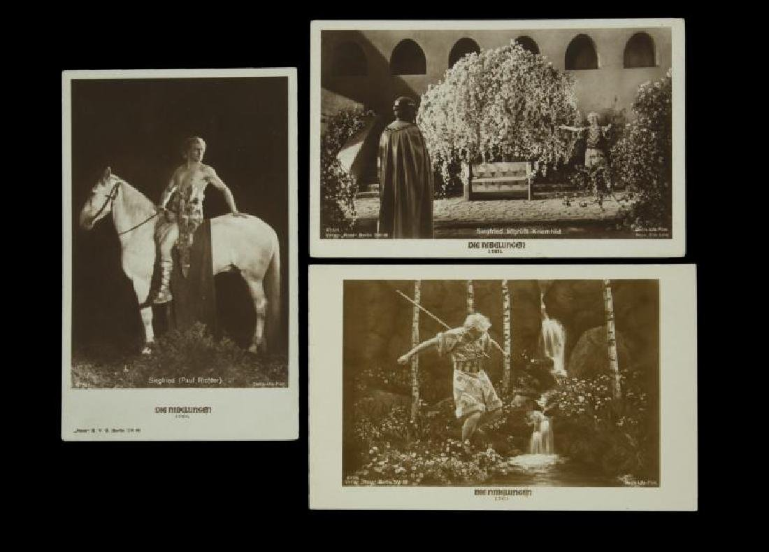 DIE NIBELUNGEN SET PHOTOGRAPHS - 3
