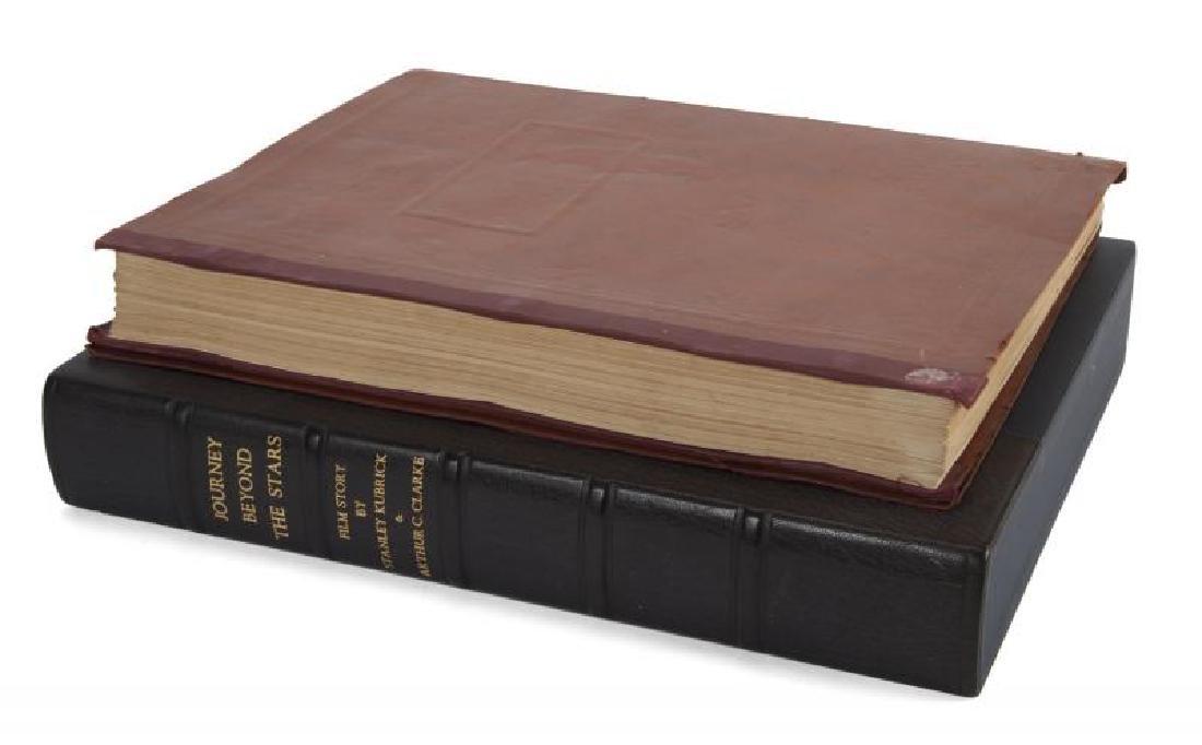 2001: A SPACE ODYSSEY TREATMENT SCRIPT