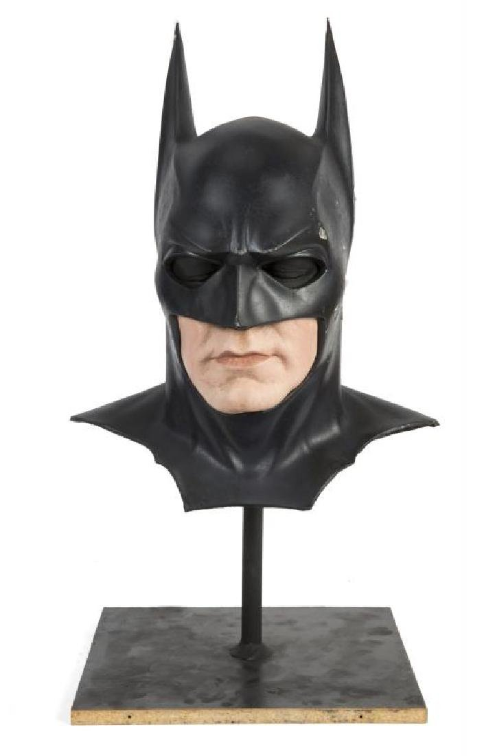 BATMAN AND ROBIN GEORGE CLOONEY COWL