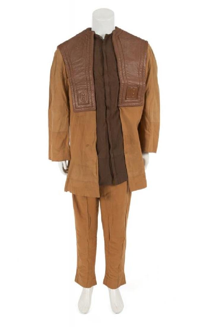 SCREEN USED PLANET OF THE APES MINISTER COSTUME