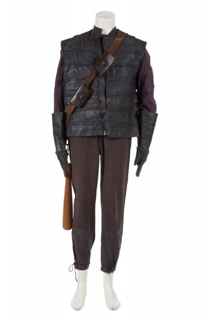 SCREEN USED PLANET OF THE APES GUARD COSTUME