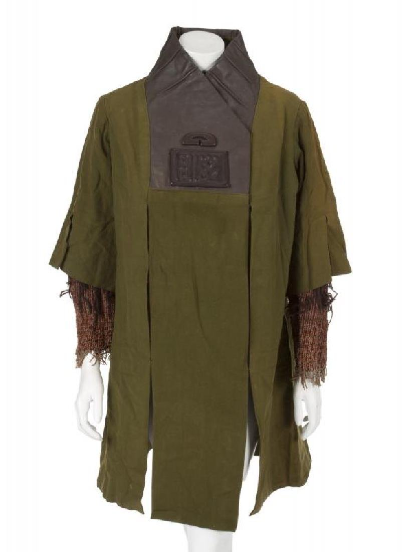 SCREEN USED PLANET OF THE APES Dr. ZIRA COSTUME