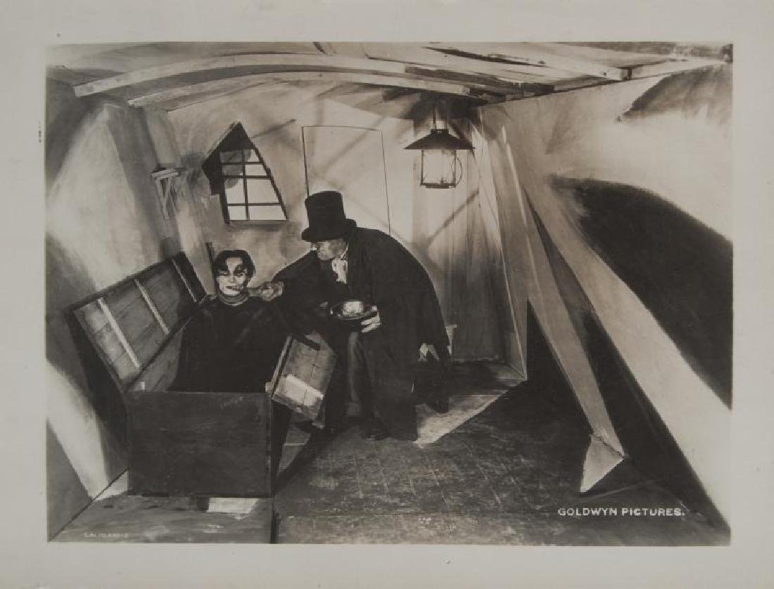 CABINET OF DR. CALIGARI PHOTOGRAPHS