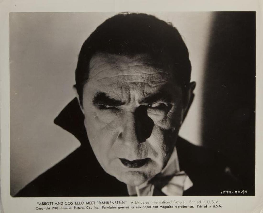 BELA LUGOSI DRACULA AND CHANDU PHOTOGRAPHS