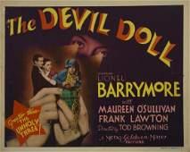 DEVIL DOLL LOBBY CARDS AND PHOTOS