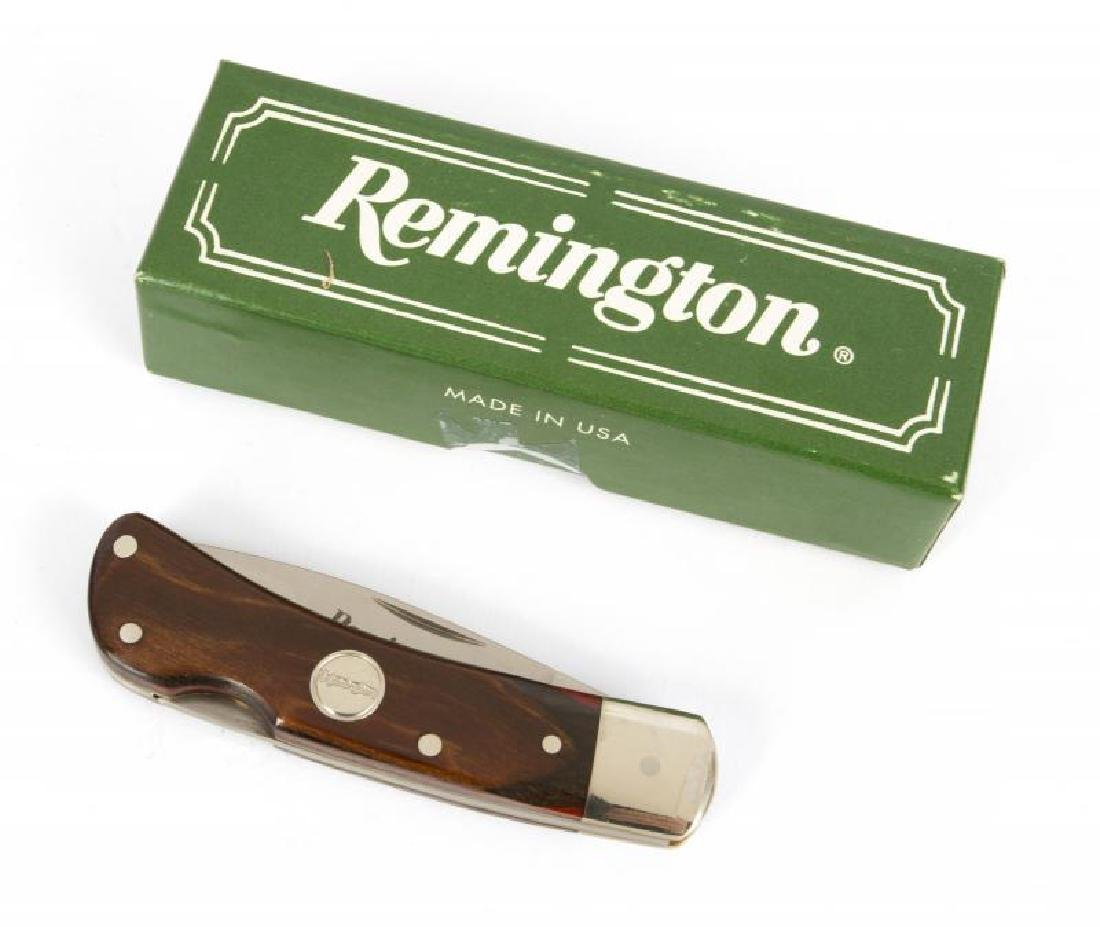RICHARD PETTY REMINGTON PETTY ENTERPRISES KNIFE