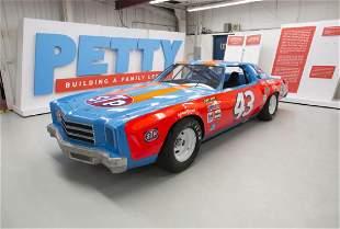 1977-1978 CHEVROLET MONTE CARLO NASCAR