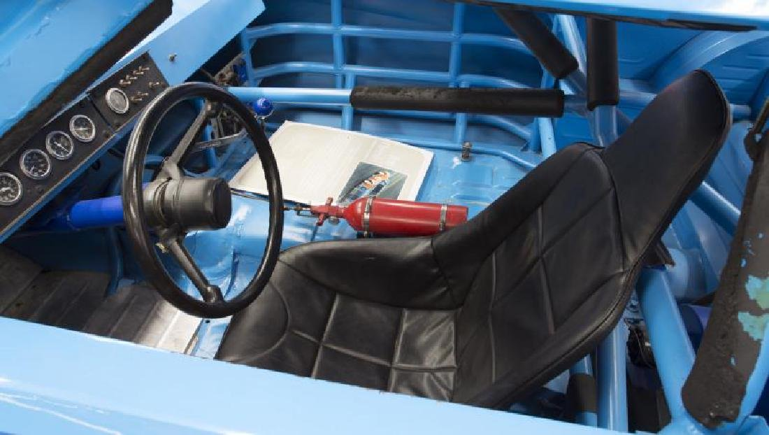 1977-1978 CHEVROLET MONTE CARLO NASCAR - 4