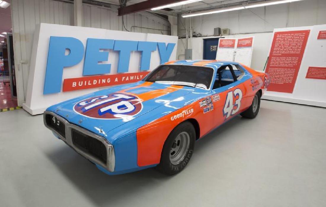 RICHARD PETTY 1974 DODGE CHARGER NASCAR DAYTONA 500/31