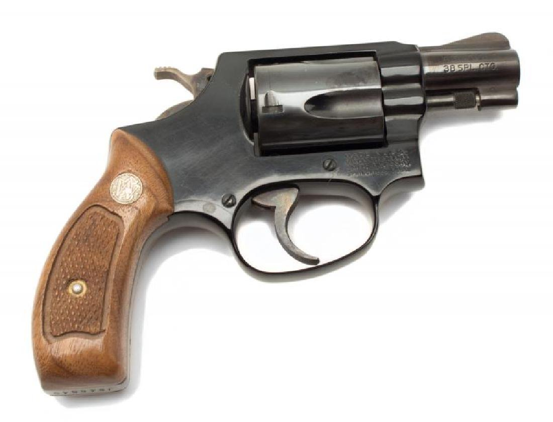 JERRY LEWIS SMITH & WESSON