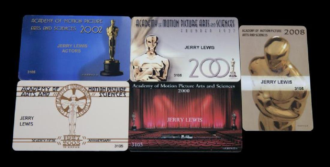 JERRY LEWIS THE ACADEMY OF MOTION PICTURE ARTS AND