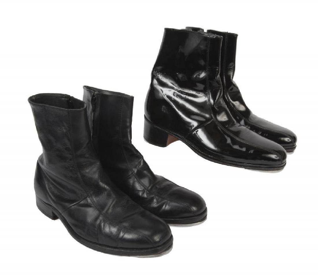 JERRY LEWIS STAGE TAP BOOTS - 2