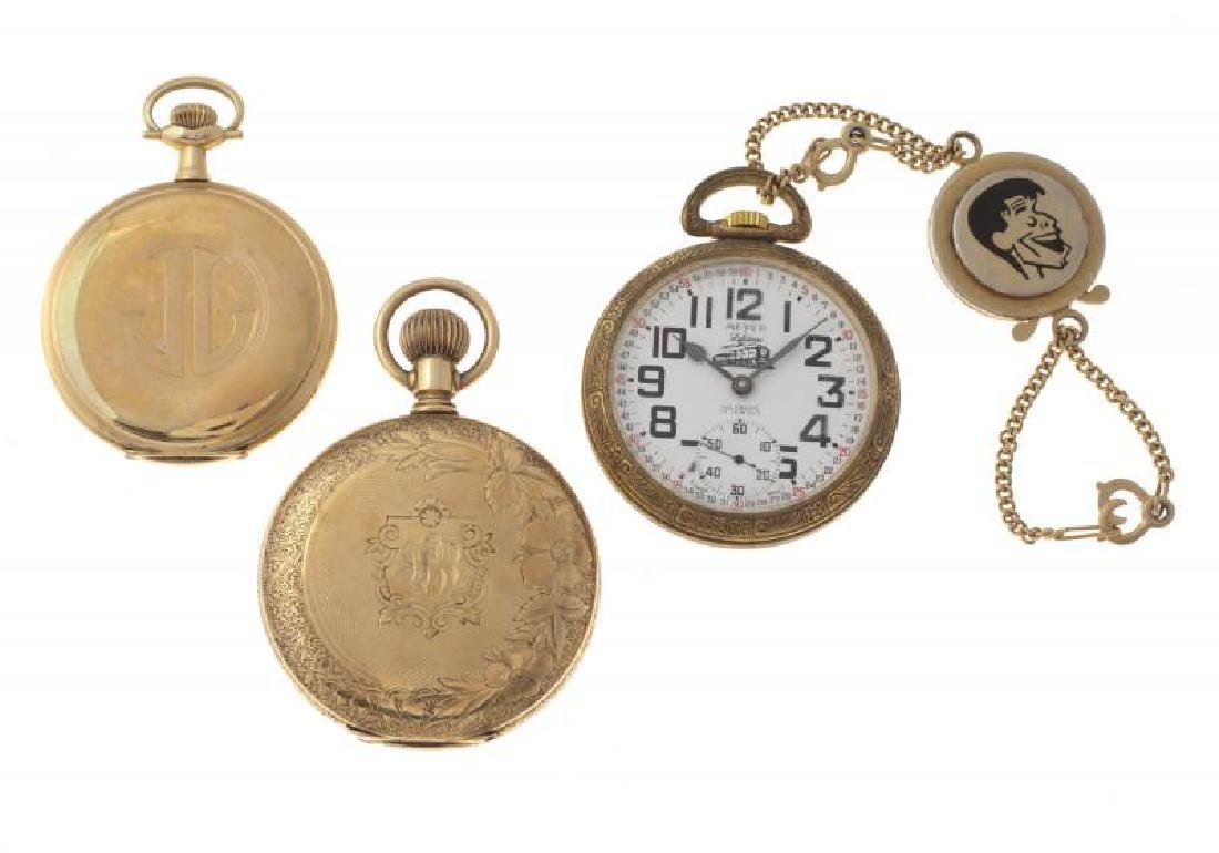 JERRY LEWIS POCKET WATCHES