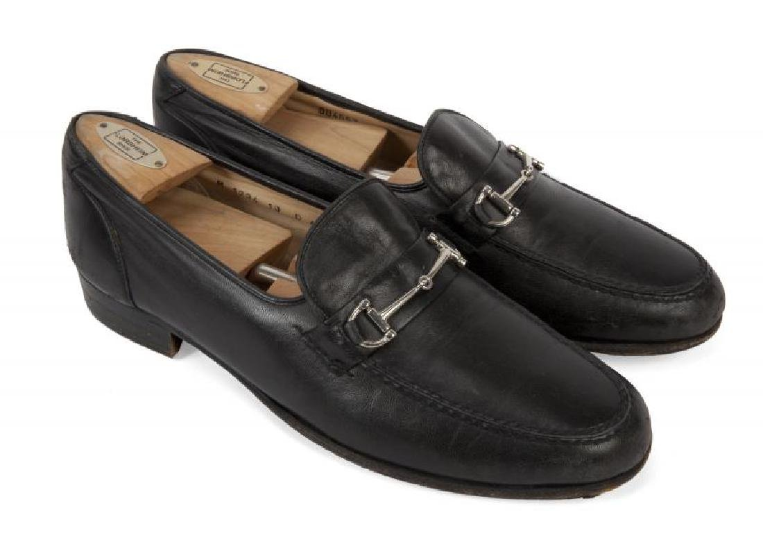 JERRY LEWIS STAGE LOAFERS AND PHOTOGRAPH