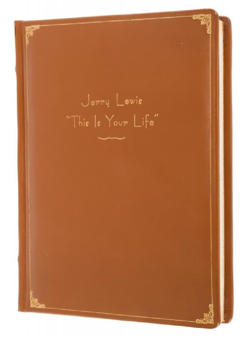 JERRY LEWIS THIS IS YOUR LIFE SCRIPT - 2