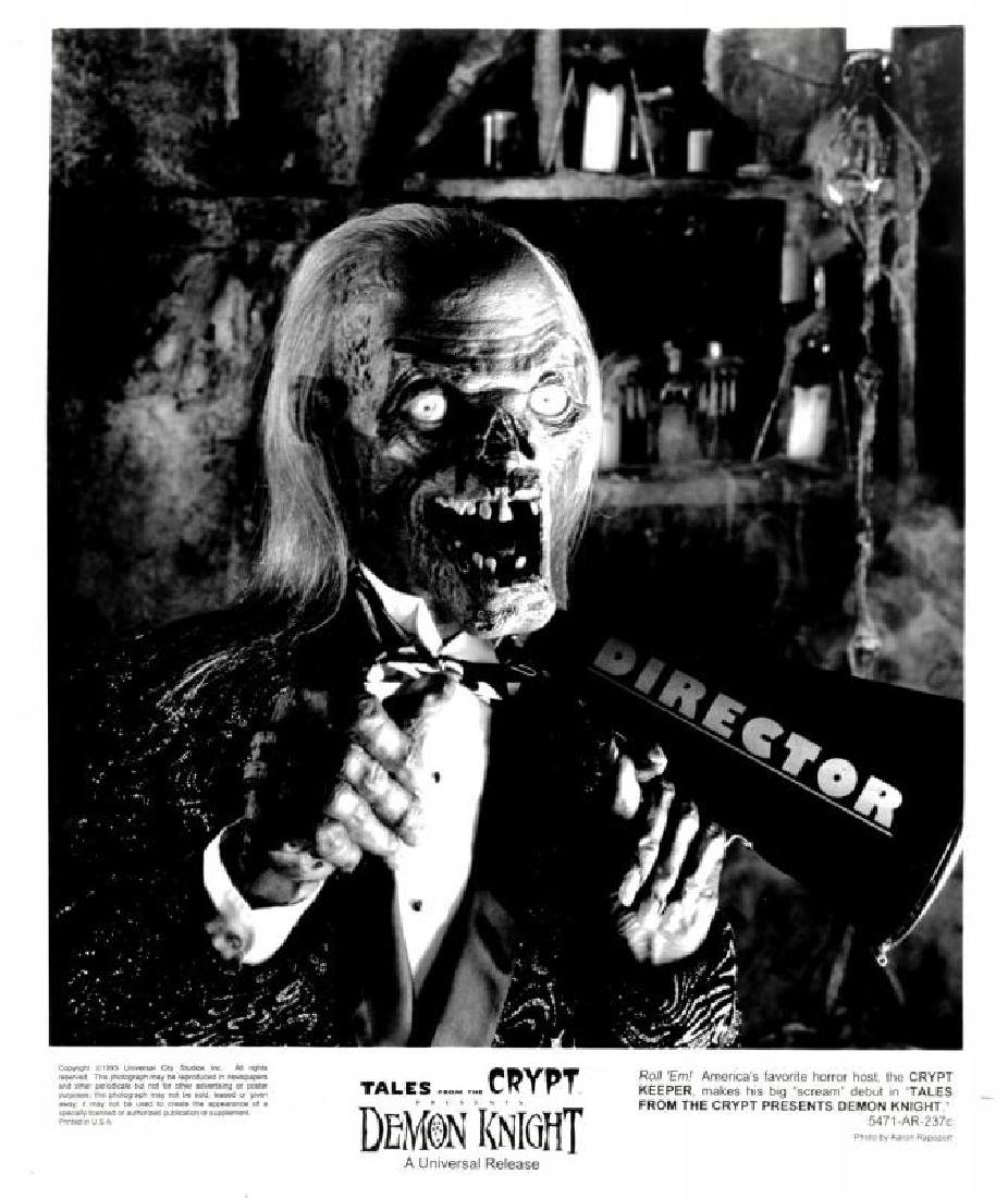 TALES FROM THE CRYPT CRYPT KEEPER AND STUDIO IMAGE - 3
