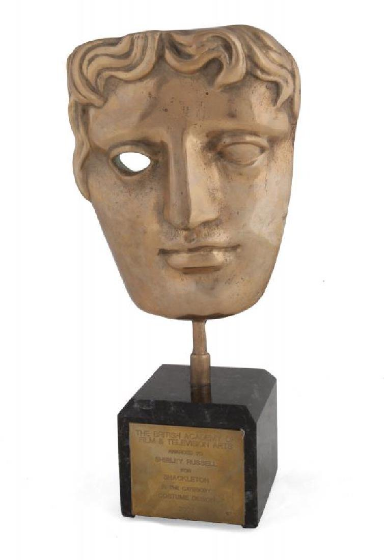 SHIRLEY RUSSELL BAFTA AWARD - 2