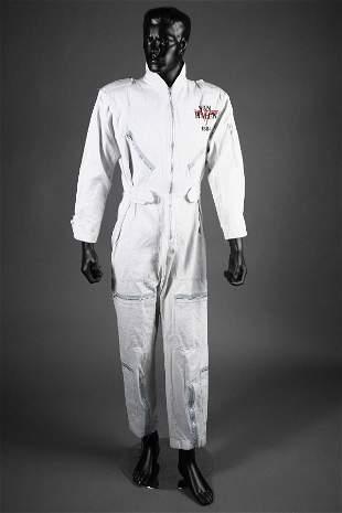 Eddie Van Halen 1984 Owned and Worn Jumpsuit