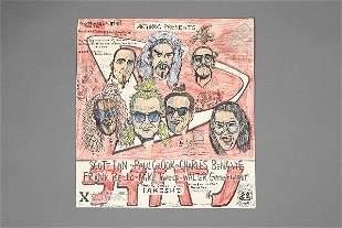 Anthrax Original Artwork