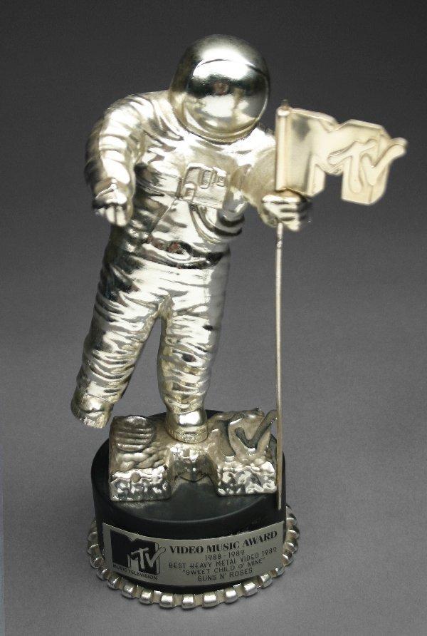 104: Guns N' Roses Sweet Child O' Mine MTV Music Award