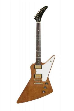 EDGE STAGE PLAYED GIBSON EXPLORER
