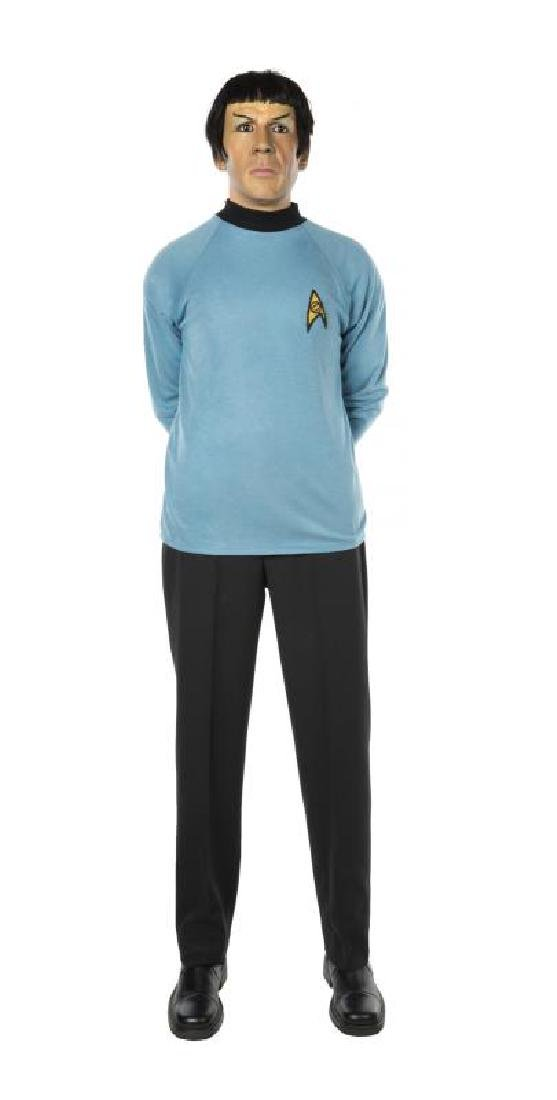 LEONARD NIMOY AS SPOCK LIFE-SIZE MANNEQUIN