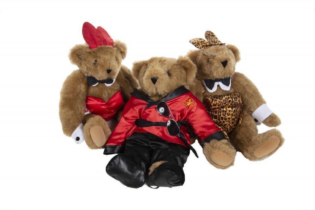 HUGH HEFNER CUSTOM TEDDY BEARS
